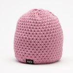 Dámská čepice Mellor - 19606 - růžová